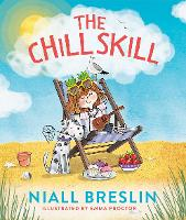 Cover for The Chill Skill by Niall Breslin