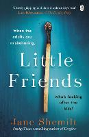 Cover for Little Friends  by Jane Shemilt