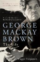 Cover for George Mackay Brown by Maggie Fergusson