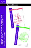 Cover for First Comprehension Teacher's Guide by Celia Warren