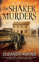 Cover for The Shaker Murders by Eleanor Kuhns