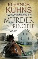 Cover for Murder on Principle by Eleanor Kuhns