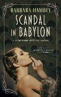 Cover for Scandal in Babylon by Barbara Hambly