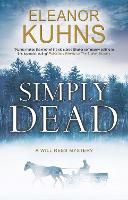 Cover for Simply Dead by Eleanor Kuhns