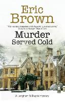 Cover for Murder Served Cold by Eric Brown