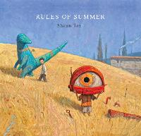 Cover for Rules of Summer by Shaun Tan, Shaun Tan