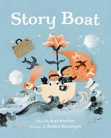Cover for Story Boat by Kyo Maclear