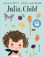 Cover for Julia, Child by Kyo Maclear