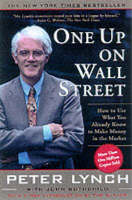 Cover for One Up On Wall Street  by Peter Lynch, John Rothchild