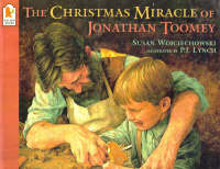 Cover for Christmas Miracle Of Jonathan Toomey by Susan Wojciechowski