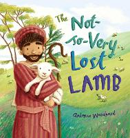 Cover for The Not-So-Very Lost Lamb by Antonia Woodward