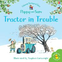 Cover for Tractor in Trouble by Heather Amery, Heather Amery