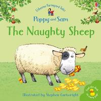 Cover for The Naughty Sheep by Heather Amery