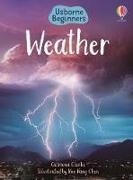Cover for Weather by Catriona Clarke