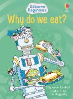 Cover for Why Do We Eat? by Stephanie Turnbull