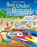 Cover for See Under the Ground by Alex Frith, Alex Frith