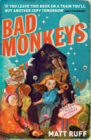 Cover for Bad Monkeys by Matt Ruff