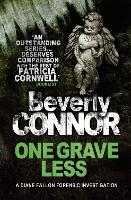 Cover for One Grave Less  by Beverly Connor