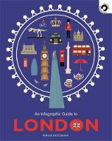 Cover for An Infographic Guide to London by Simon Holland