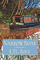 Cover for Narrow Boat by L T C Rolt