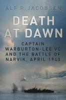 Cover for Death at Dawn  by Alf R. Jacobsen