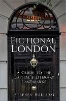 Cover for Fictional London  by Stephen Halliday