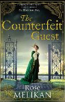 Cover for The Counterfeit Guest  by Rose Melikan