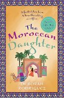 Cover for The Moroccan Daughter  by Deborah Rodriguez