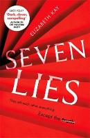 Cover for Seven Lies  by Elizabeth Kay