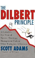 Cover for The Dilbert Principle by Scott Adams