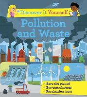 Cover for Discover It Yourself: Pollution and Waste by Sally Morgan