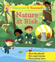 Cover for Discover It Yourself: Nature At Risk by Sally Morgan
