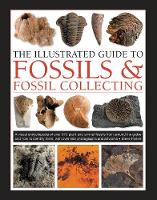 Cover for Fossils & Fossil Collecting, The Illustrated Guide to A reference guide to over 375 plant and animal fossils from around the globe and how to identify them, with over 950 photographs and artworks by Steve Parker