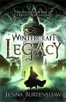 Cover for Wintercraft: Legacy by Jenna Burtenshaw