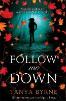 Cover for Follow Me Down by Tanya Byrne