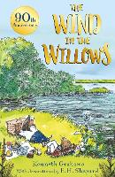 Cover for The Wind in the Willows - 90th anniversary gift edition by Kenneth Grahame