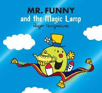 Cover for Mr. Funny and the Magic Lamp by Adam Hargreaves