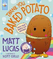 Cover for Thank You, Baked Potato by Matt Lucas