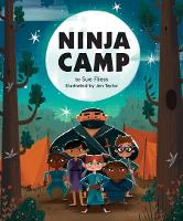 Cover for Ninja Camp by Sue Fliess