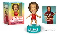 Cover for Richard Simmons Talking Bobblehead With Sound! by Robb Pearlman