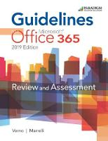 Cover for Guidelines for Microsoft Office 365, 2019 Edition  by Nancy Muir, Jan Marrelli, Anita Verno