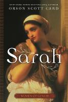 Cover for Sarah  by Orson Scott Card