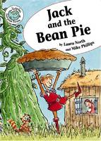 Cover for Jack & the Bean Pie by Laura North