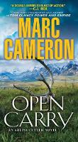 Cover for Open Carry by Marc Cameron
