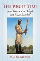 Cover for John Henry Pop Lloyd  by Wes Singletary