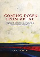 Cover for Coming Down From Above  by Lee Irwin