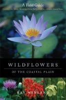 Cover for Wildflowers of the Coastal Plain  by Ray Neyland