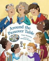 Cover for Around the Passover Table by Tracy Newman