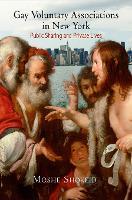 Cover for Gay Voluntary Associations in New York  by Moshe Shokeid