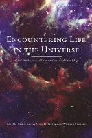 Cover for Encountering Life in the Universe  by Chris Impey